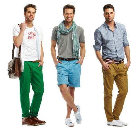 Мужская одежда оптом - быстро, выгодно, удобно