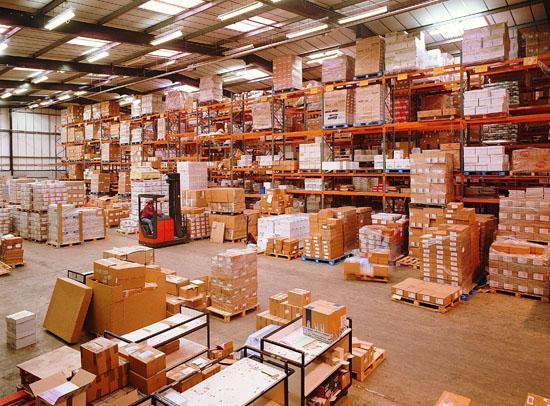 Оптовые склады товаров - регулятор снабжения розницы товарами