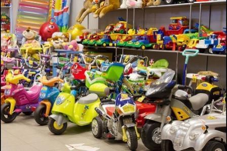 Детские игрушки купить оптом в Москве
