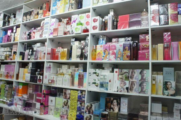 Склад парфюмерии оптом в Минске - планомерная работа над расширением ассортимента