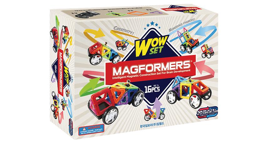 Magformers (Магформерс): магнитный конструктор оптом. Новинка! Лучшая цена в РБ!