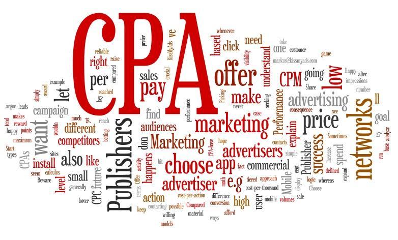 Развитие бизнеса: CPA Сети