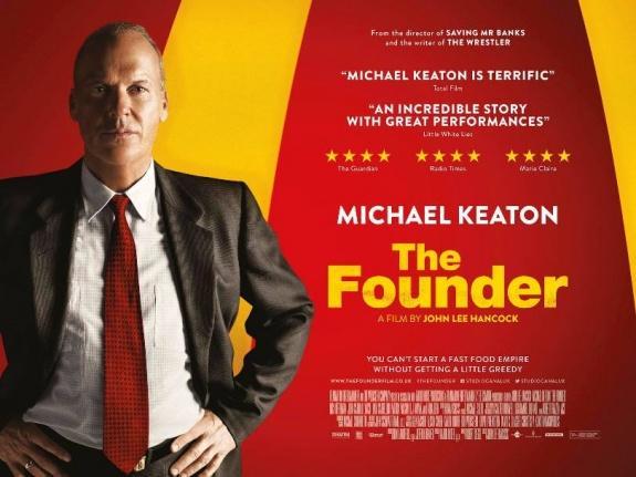 Фильм о франчайзинге «The Founder». История создания и успеха McDonald's