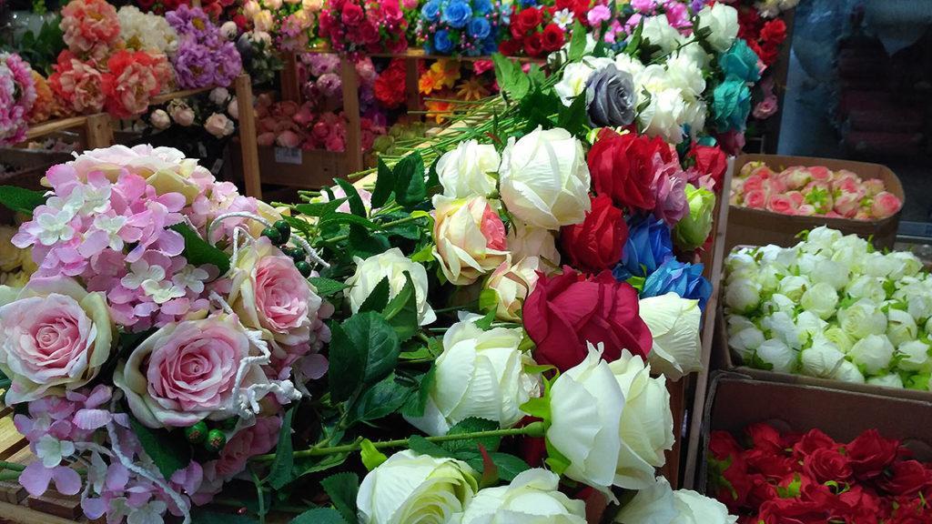Купить искусственные цветы оптом и в розницу Каталог