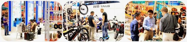 Выставка Canton Fair в Китае