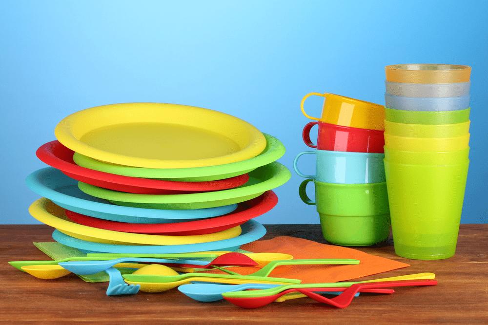 Пластиковая посуда оптом