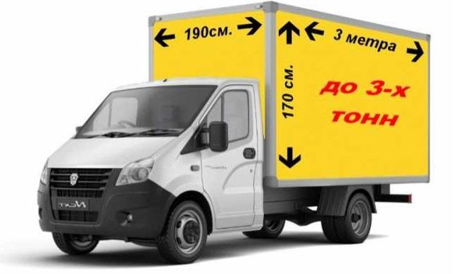 грузоперевозки Москва Минск до 3 тонн