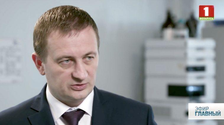 Александр Турчин, эфир «Беларусь 1»