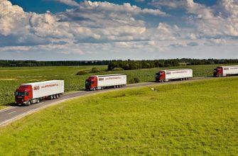 Доставка транспортной компанией из Москвы в Минск