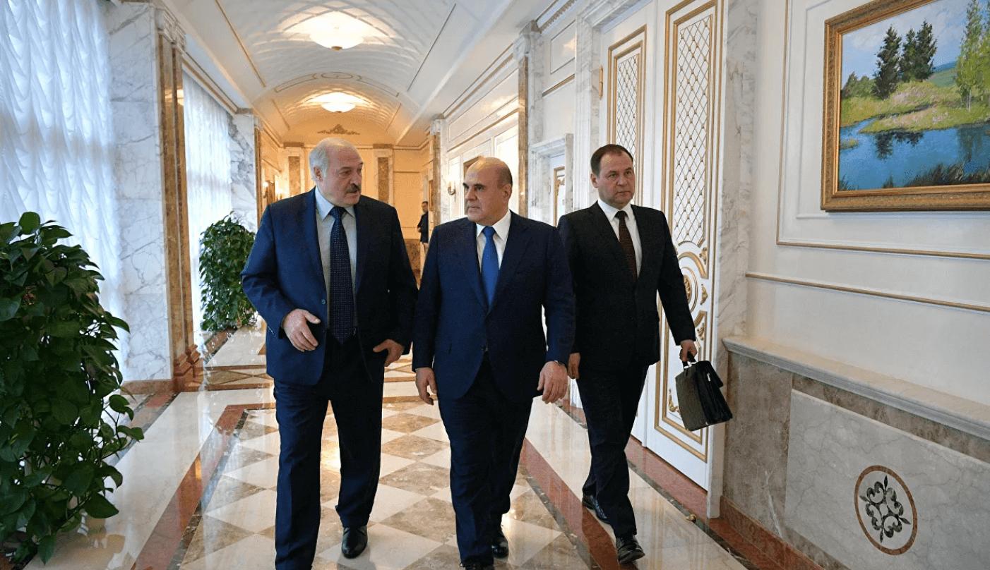 Мишустин оценил перспективы интеграции с Беларусью